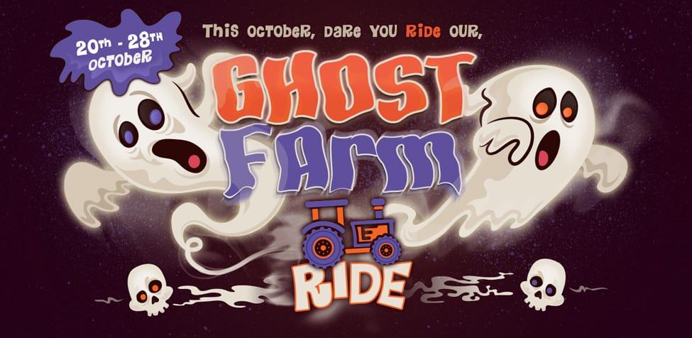 Ghost Farm Ride - Halloween 2018 - Halloween Events Devon